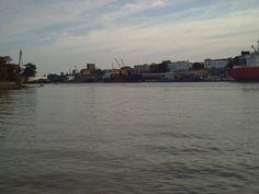 Río Ozama, Santo Domingo Este, R.D.