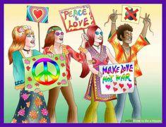 Peace NOT War ✌❤