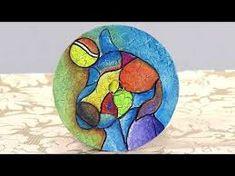 Resultado de imagen para mandalas vitrales en cd Deco, Videos, Youtube, Google, Everyday Activities, Easy Crafts, House Art, Cup Holders, Pyrography