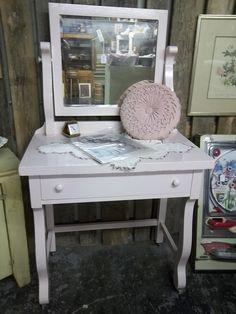 Great  painted vintage furniture .