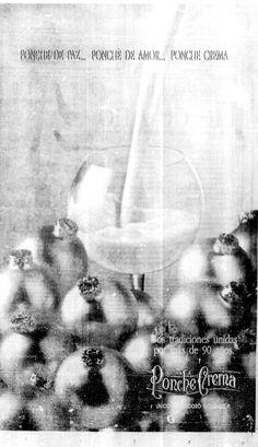 Ponche de Crema. Publicado el 24 de diciembre de 1991.