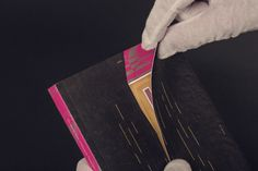 Typeforce 3 Exhibition Catalogue by Will Miller, via Behance