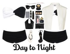 """daytonight"" by michelledhrm ❤ liked on Polyvore"