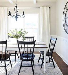 Modern farmhouse dining room decor ideas (48)