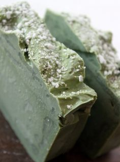 Lime Margarita - Olive Oil Cold Process Soap