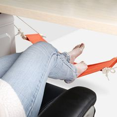 Hot-FUUT-FOOT-REST-HAMMOCK-UNDER-DESK-OFFICE-FOOTREST-MINI-STAND-HANGING-SWING