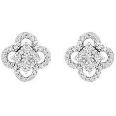 Real Diamond Earrings, Buy Diamond Ring, Diamond Flower, Heart Earrings, Flower Earrings, Diamond Jewelry, Diamond Cuts, Stud Earrings, Flower Stud