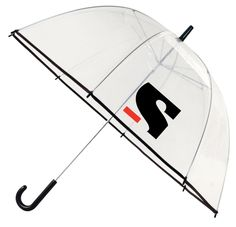 Clear transparent  vinyl bubble umbrella with 190T nylon trim. Look up at the rainy sky with no fear; our Clear Umbrella is a unique choice for those looking for an alternative promotional product. A 47 inch arc is big enough for two, and black, royal and pink trims accent your clientele's logo.Promotional umbrella for the rain, wind, schools, hospital, hotels, banks, health care, trade show, beach, summer camps, trips, gift, sports.