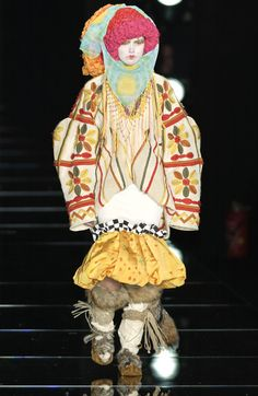 John Galliano for The House of Dior,  Spring/Summer 2002, Haute Couture