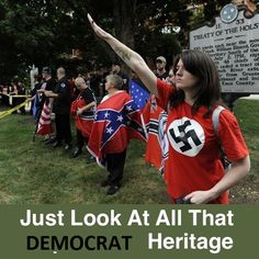 TRUTH: democrats created & promoted the KKK. Robert Byrd, Democrat, WV…