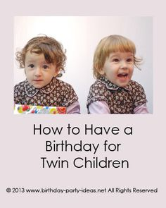 How to Have a Birthd