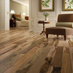 IndusParquet Solidarity Hardwood Floors are perfect for any room in your home; living rooms, dining rooms, bedrooms, or throughout. Made with a special finish to resist wear and tear, this flooring will stand up in high traffic areas of your home.