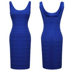Low Cut Womens Bodycon Bandage Dress Evening Party Dress Clubwear Dress Red Blue Features:  Intro:   Low Cut,  Consice,  Mini,Wrap  Color:  Red  Blue Material:  Polyester Package:  1 x Dress (other accessories on pictures are NOTincluded.)