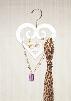 Accessories on heart!