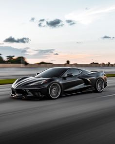 "Gabe Florido on Instagram: ""Rolling shots of the C8!🥵 Photos by @kfletchphotography"""