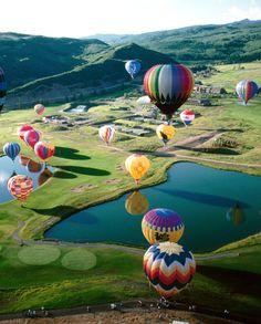 pagosa springs hot air balloon festival