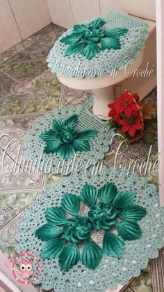 Crochet Cap, Crochet Diagram, Crochet Home, Crochet Motif, Crochet Doilies, Crochet Flowers, Crochet Stitches Patterns, Doily Patterns, Crochet Designs