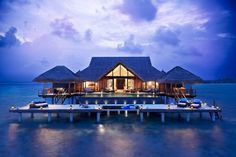 The Marvelous Taj Exotica Resort and Spa in Maldives