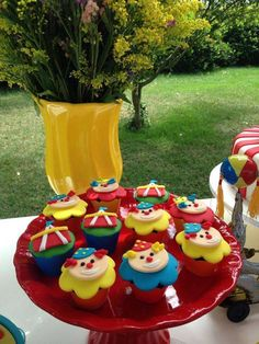 Circo do Benicio Birthday Party Ideas | Photo 2 of 10