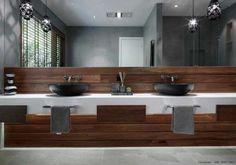Apaiser Salle de bain bois