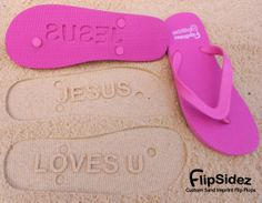 Oh my goodness these are the best flip flops ever! I want them!!