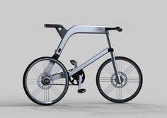 Audi Electric Bike X Arash Karimi