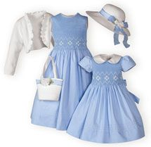 Or maybe these ones  Sweetly Spring - Girls' Easter Dresses, Boys' Easter Outfits.