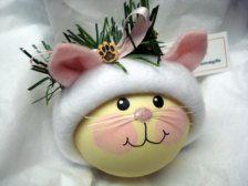 Adornos y calcetines navideños de Mascotas y Amantes De Las Mascotas: Etsy Ideas para regalar