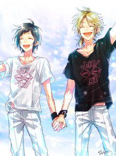 Vocaloid, Kaito, Anime Girl Pink, Cute Anime Boy, Tokyo Winter, Zutto Mae Kara, Len Y Rin, Anna Blue, Honey Works