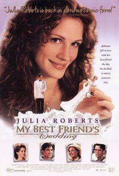 Love this movie... Julia should've got her man!