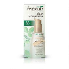 AVEENO® CLEAR COMPLEXION BB Cream Broad Spectrum SPF 30