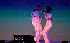 Rumor has it that Rihanna and Drake's heated romance has cooled down.