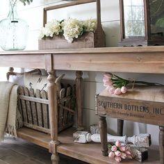 table decor, farmhouse style, world market table decor, rustic, fixer upper style