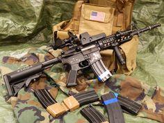 M4A1 Carbine Airsoft (again)