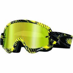 482f8a0e778ba Oakley MX XS O Frame Digi-Slash Youth Dirt Motocross Motorcycle Goggles  Eyewear - Gunmetal