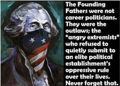 Not career politicians!
