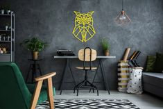 Owl Wall Art, Wooden Wall Art, Wooden Signs, Sign Materials, All Family, Home Decor Wall Art, Office Decor, Kids Room, Art Pieces