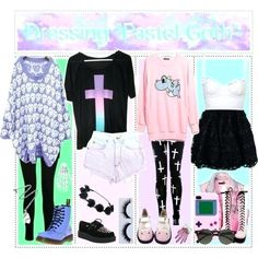 pastel goth outfits how to dress pastel goth by hardcore pastel goth clothing brands