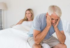 """Hard Facts About Erectile Dysfunction - The introduction of the """"little blue pill"""" has helped people talk about and seek help for men's sexual difficulties. Enhancement Pills, Male Enhancement, Stress, Low Libido In Men, Christine Ferber, How To Treat Depression, Blue Pill, Testosterone Levels, Cancer Facts"""
