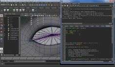 MAYA TUTORIAL : Cartoon eyeLid rigging PT2A