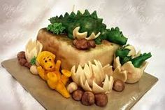 dinosaur birthday cakes - Google Search