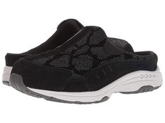31f9bed1df Easy Spirit Traveltime 327 (Black Negro02) Women s Shoes. The Traveltime is  part of the Easy Spirit Classic Collection. Traveltime is comfort time in  these ...