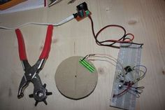 The other day when I was searching instructables I come across on interesting and simple circuit for metal detector. It is build with 555, coil and few other...