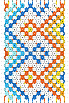 Normal pattern #31066 | BraceletBook
