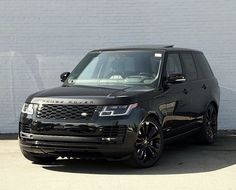 Range Rover Black, Range Rover Sport, Range Rovers, My Dream Car, Dream Cars, Range Rover Vogue Autobiography, Range Rover Supercharged, Best Suv, New England Homes