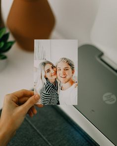 """Parker Ferris on Instagram: """"Aspyn loves printing photos from her phone! With the new @HP Tango X Smart Home Printer from @BestBuy we can print from anywhere using the…"""""""