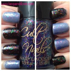 Tonight's #manicure is @cultnails #nailpolish in #unicornpuke - @lacqueredlover- #webstagram