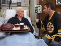 Bob Barker And Adam Sandler Recreate Their 'Happy Gilmore' Fight For Comedy Central