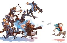 'Just Die Already' by EdoTastic.deviantart.com #TF2