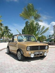 Used 1980 AUSTIN MINI COOPER CLUBMAN CONVERTIBLE RIGHT HAND DRIVE